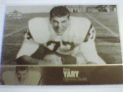 Ron Yary 2011 Upper Deck College Edition
