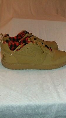 brand new 69f5b 94df2 Nike Court Borough Low Premium Mens Sz 12.5 Shoes 844881-700