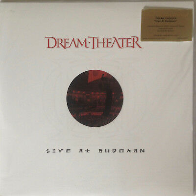 Dream Theater - Live at Budokan  / 4 LP / Limited Edition coloured vinyl