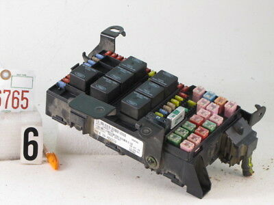 02 03 ford f250 f350 excursion interior fuse box junction box 2c7t-14a067-an