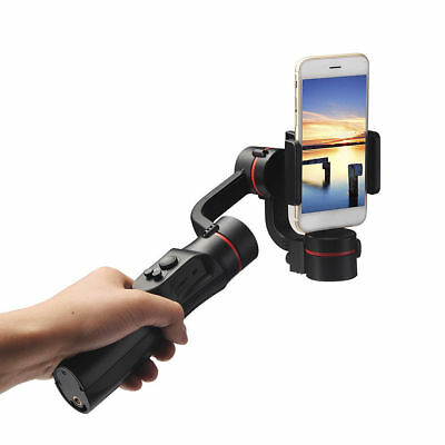 Face tracking 3-Axis Handheld Gimbal Stabilizer Smartphone Wireless Control WN