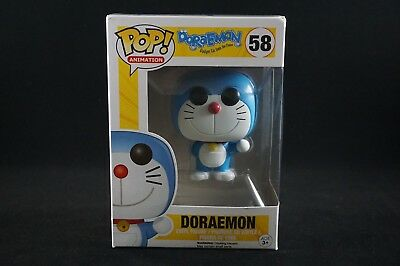 Funko Pop Animation - Doraemon #58 Doraemon Vinyl Figure Toys New with Box