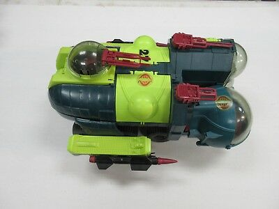 1980's GI JOE ARAH COBRA B.U.G.G. BUGG VEHICLE W/ PARTS