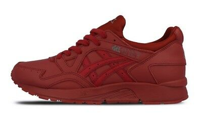 H6r3l Asics Lyte Trainers V Gel Casual Burgundy Up Leather Lace 2626 kXZiwlPOuT