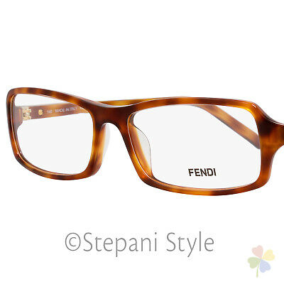 e4442d28878 FENDI FRAMES GLASSES 866 214 Light Havana Tortoiseshell -  46.00 ...