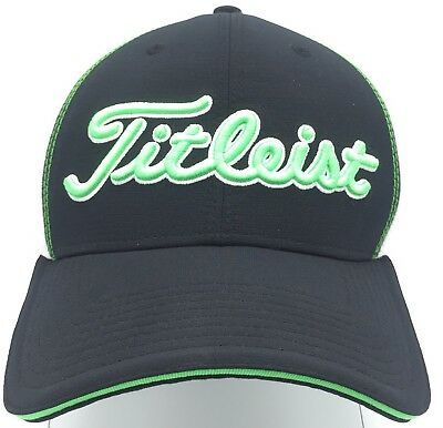 new product cd160 cfd2b switzerland sale gray smoked hooey golf cap 7bd1d ea54d  discount code for  titleist golf flex cap hat black white with green logo mesh back size