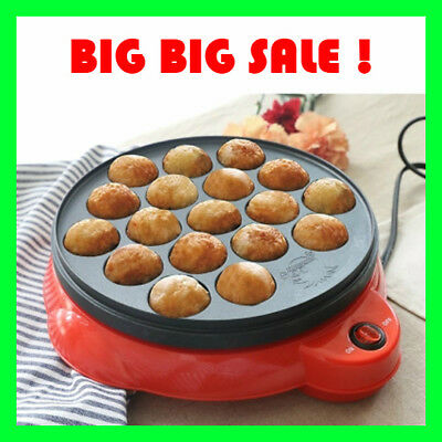 Machine Cake POP Maker octopus baking machine Cookware Takoyaki Pan balls Maker