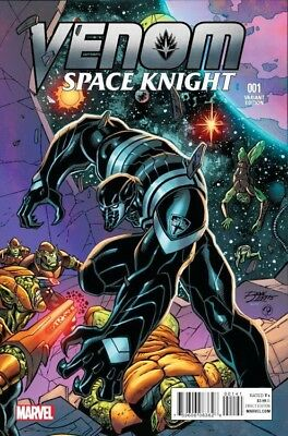 Venom Space Knight #1 1:25 Lim Variant