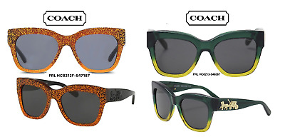 56a4cc95effd Coach HC8213 Sunglasses Women's (Multiple Colors available) 100% Authentic  & New
