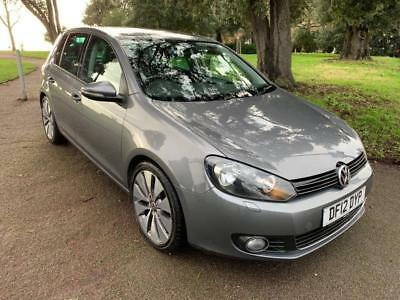 Volkswagen Golf GT TDI HEATED LEATHER SEATS
