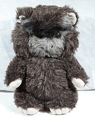 vintage plush star wars PAPLOO the EWOK 1984 Kenner plush action figure doll