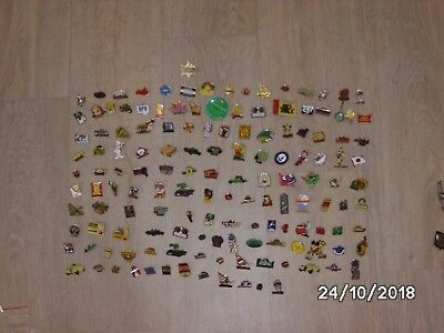 Lot 233 Pin's - Epingles - Badges - En Tres Bon Etat