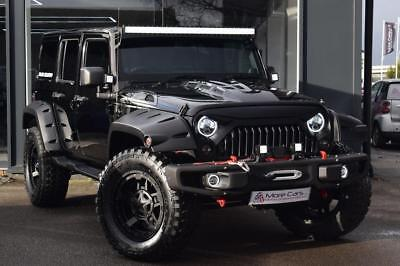 2014 Jeep Wrangler 2.8 CRD Overland Unlimited 4x4 4dr
