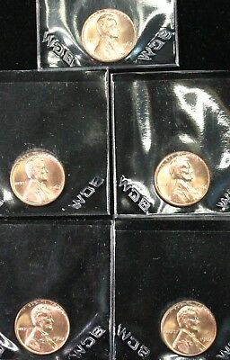 1967 SMS LINCOLN MEMORIAL CENT PENNY  **Free Shipping**
