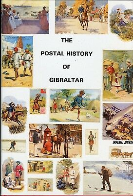 The Postal History Of Gibraltar By Edward B. Proud
