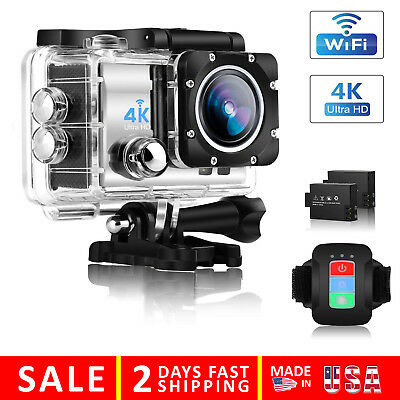 Best Vlogging Camera For Youtube WiFi Video Camcorder New 4K Action 16MP 1080p