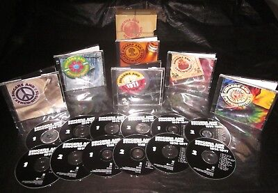 Rare! 12 CD Set TIME LIFE Singers & And Songwriters BOX SET