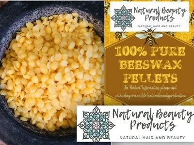 SALE-100% Pure Beeswax Pellets Beads Cosmetics Candle Bees Wax-SHIPS FROM SYDNEY