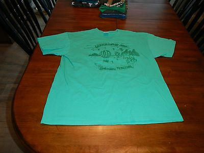 vtg carrollwood area hot air balloon festival 1999 t shirt mens xl made in usa