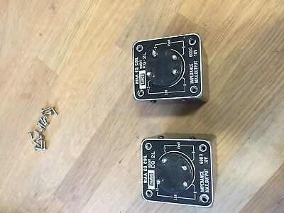 Tango lcr Riaa network pair EQ-2L used in  Audio Note