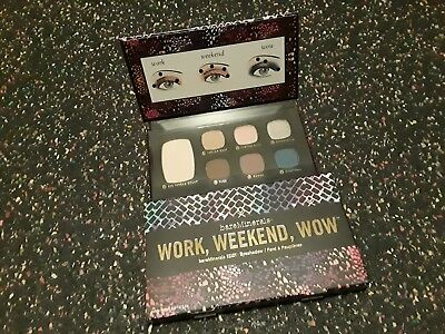 9bb449788 BAREMINERALS WORK, WEEKEND, WOW READY Eyeshadow Palette NIB - $22.99 ...