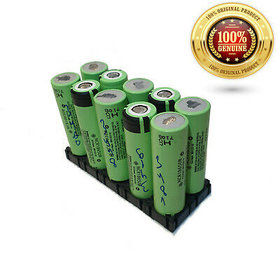 1X 2X Genuine Panasonic 18650 3400mAh Rechargeable Battery NCR18650B Li-ion Vape