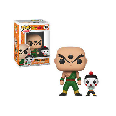 New Tien Shinhan & Chiaotzu Dragon Ball Z Funko Pop Animation Vinyl Figure