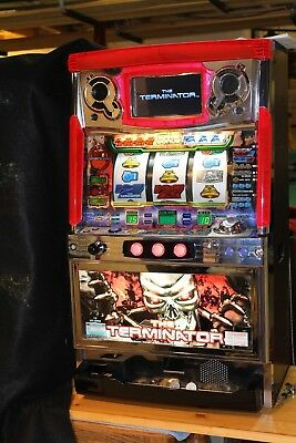 Officially Licensed IGT New Terminator Slot Machine