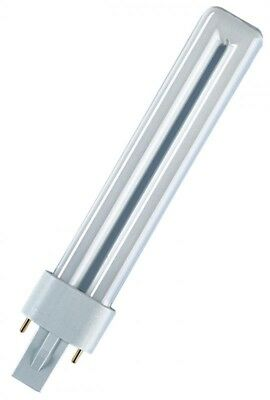 OSRAM Dulux S Energiesparlampe 11W/827 900lm G23 2700K WarmWhite 10000hrs.