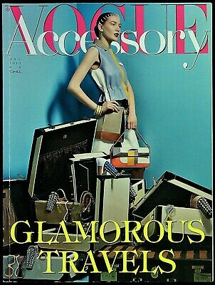 VOGUE Italia Accessory May 2013 GLAMOROUS TRAVELS Emily Smith Accessories Trends