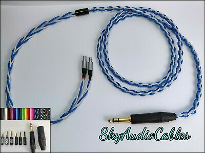 Custom Headphone Cable - Sennheiser HD800 / HD800S / HD820