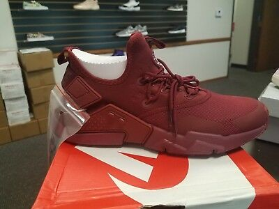 huge discount 1d42f 89f99 Brand New in Box Men s Nike Air Huarache Drift Running Shoes AH7334-600 TEAM  RED