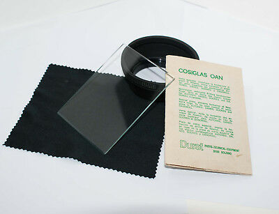Durst COSIGLAs Anti-Newton`s ring glass for DUONEG AUTONEG and DANOROLL