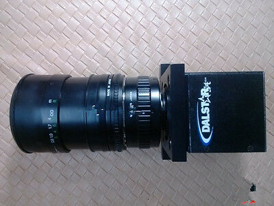 Used DALSA DS-21-02M30-12E + TOKINA 28-70MM #OH19