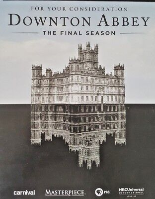 downtown abbey the final season 3 DVD regular