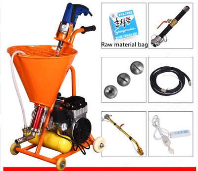 Electric High Pressure Spraying Machine Grouting Machine Waterproof Mending Leak