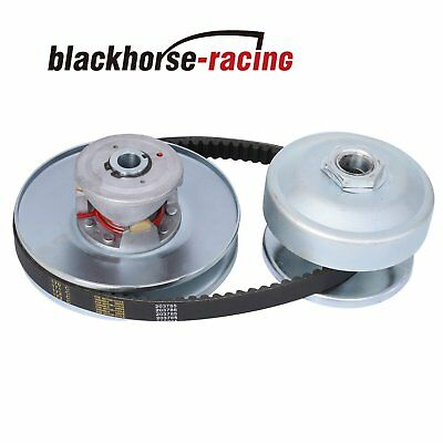 """40 Series Torque Converter 3/4"""" Driven 1"""" Driver Clutch Pulley with Belt 203788"""