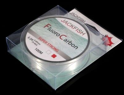 100M Fluorocarbon fishing line 5-30LB Super strong