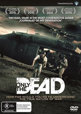 Only The Dead DVD : NEW