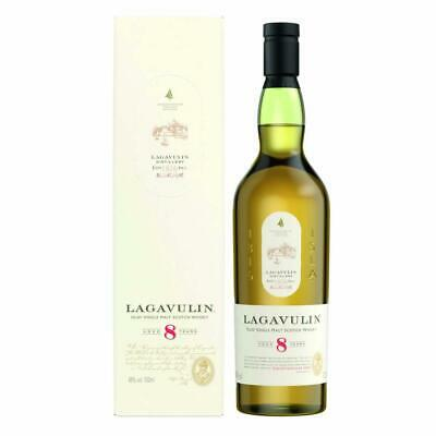 Lagavulin 8 Years Jahre Single Malt Whisky Scotch Alkohol Flasche 48% 700 ml