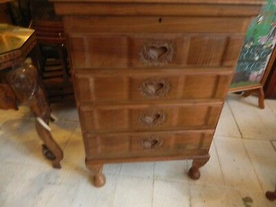Campha wood soewing Chest
