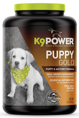 Puppy Gold – Nutritional Supplement for Puppies