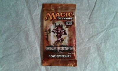 Booster Spirale Temporelle cartes Magic