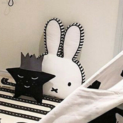 7CC9 Homemade Cartoon Designed PP Cotton Bed Office Chair Throw Back Baby Pillow