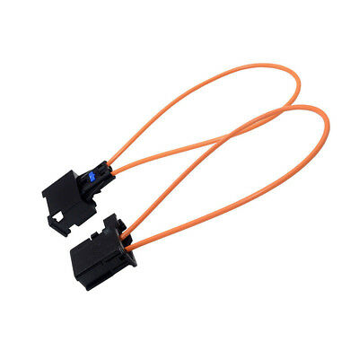 MOST Fiber Optic Loops Bypass MALE + FEMALE Kit Adapter for Audi BMW MERCEDES