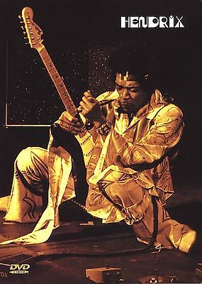 Hendrix: Band of Gypsies, Excellent DVD, ,