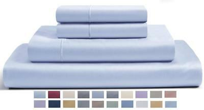 CHATEAU HOME COLLECTION 800-Thread-Count Egyptian Set (Split King, Ballad Blue)