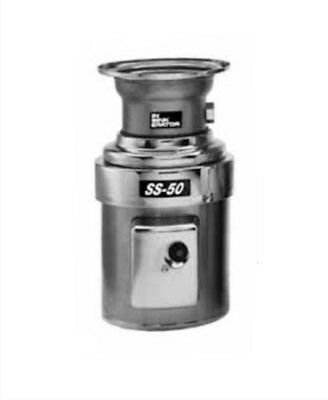 InSinkErator SS-50 | Stainless Steel Commercial Disposal Unit