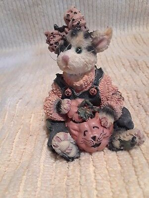 Boyds Bears And Friends Purrstone Collection