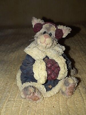 Boyds Bears And Friends Purrstone Collection  Cat.